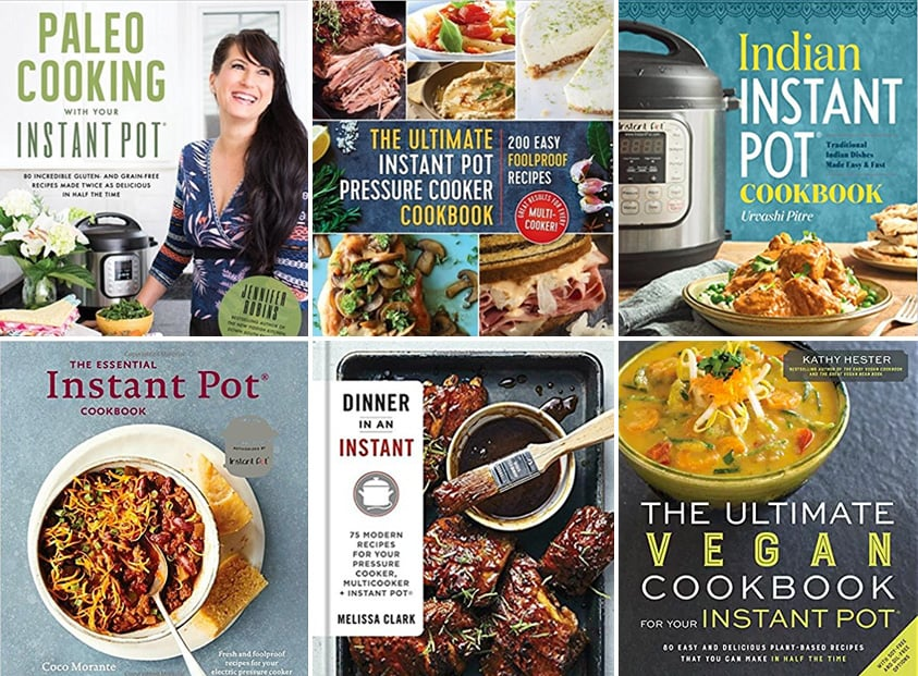 Instant Pot Cookbooks - Top 10