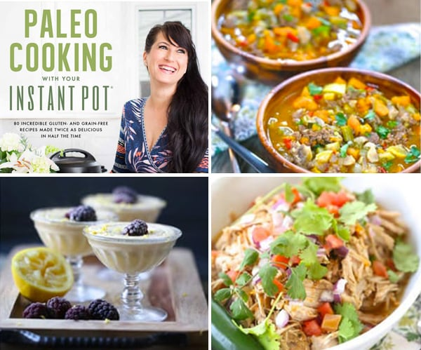 Paleo Instant Pot Cookbook Review