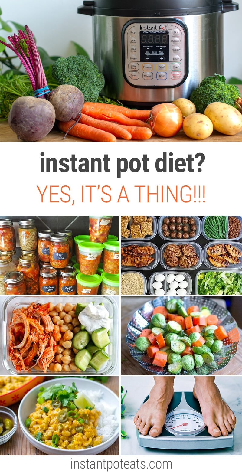 Instant Pot Diet & weight loss