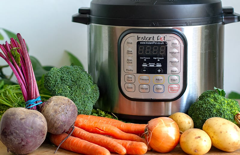 Instant Pot Diet Plan