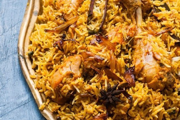 How to make Chicken Biryani in Instant Pot