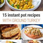 Instant Pot Ground Turkey Recipes