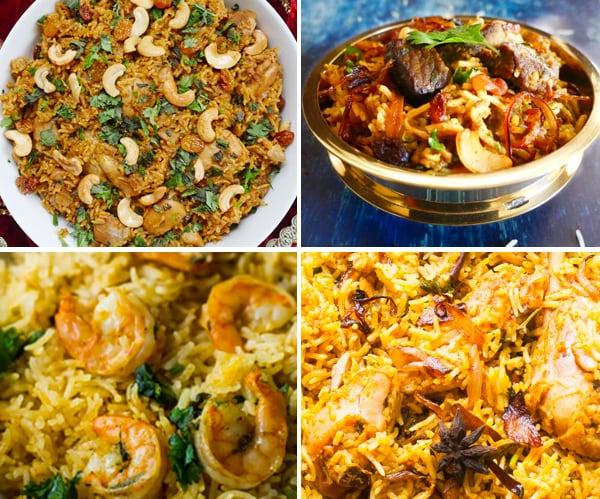 Instant Pot Biryani Recipes