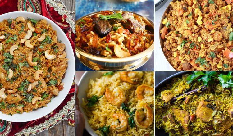 10 Delicious Instant Pot Biryani Recipes