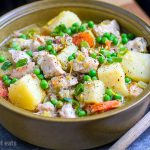 Hearty Instant Pot Chicken & Potatoes
