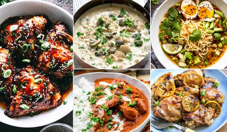 The Best Instant Pot Chicken Thigh Recipes