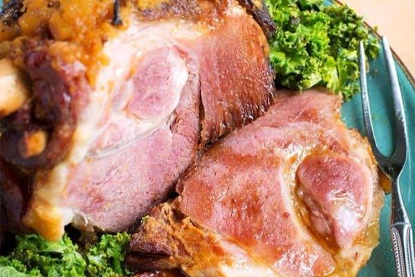Instant Pot Bone-in Ham