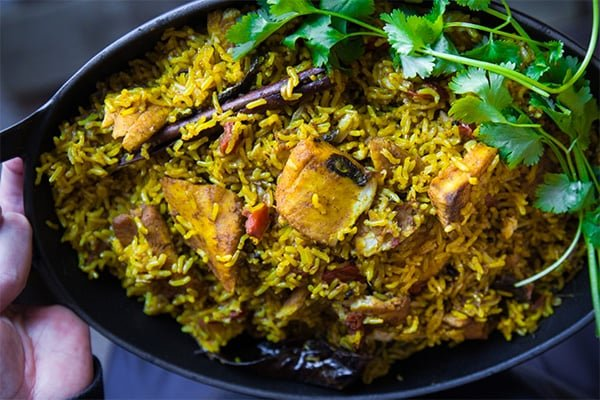 instant-pot-fish-biryani-recipe