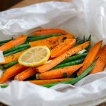 Instant Pot Vegetables En Papillote