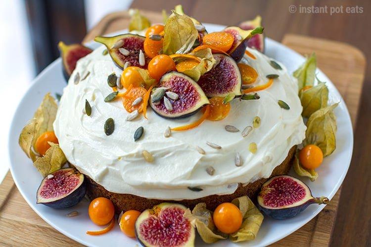 instant-pot-carrot-cake-5