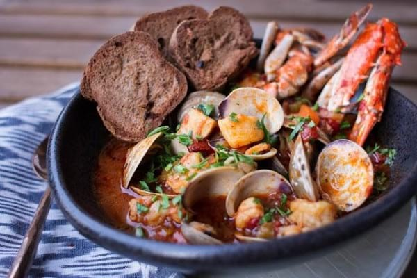 Instant Pot Cioppino