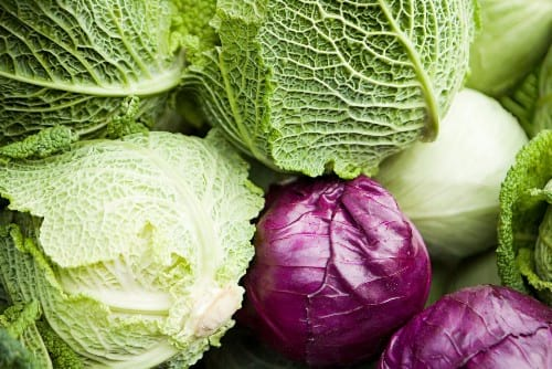 Instant Pot cabbage