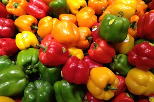 Instant Pot peppers