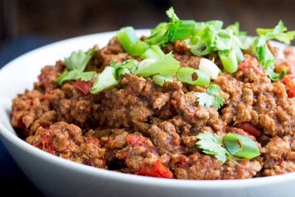 Instant Pot Lamb Taco Meat