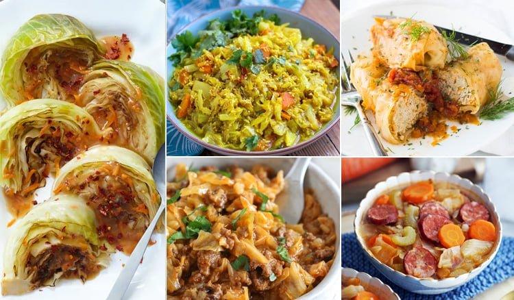 20 Tasty Instant Pot Cabbage Recipes