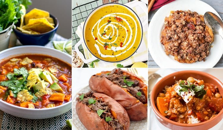 20 Instant Pot Sweet Potato Recipes