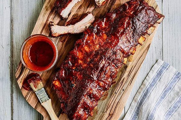 Instant Pot Smoky Ribs (Low-Carb, Keto, BBQ)