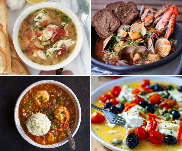 Instant Pot Fish Stew Recipes