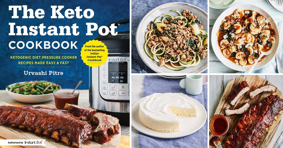 The Keto Instant Pot Cookbook Review