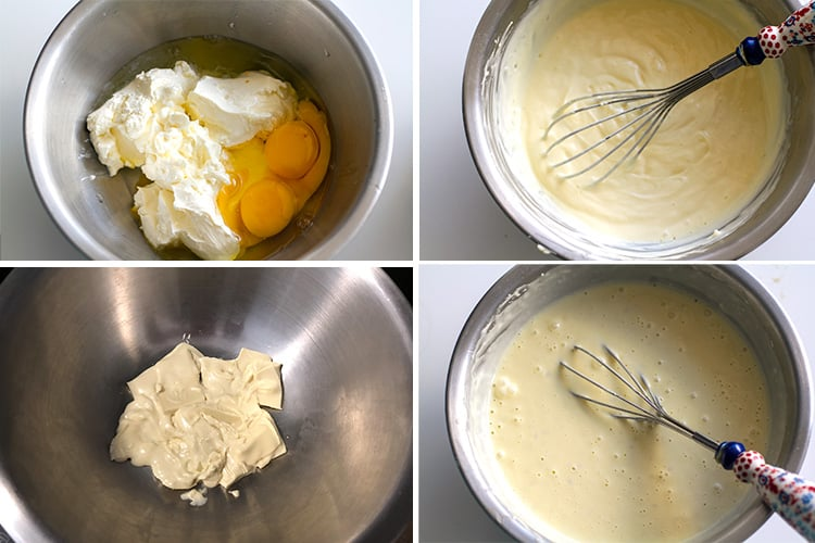 Instant Pot Cheesecake step-by-step