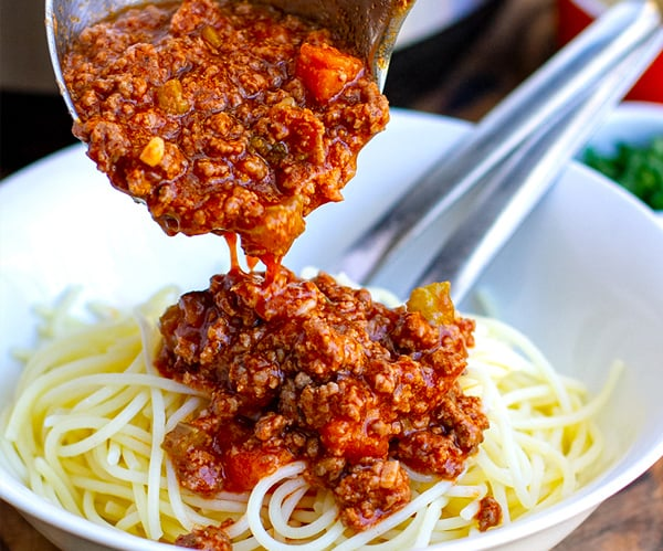 Instant Pot Bolognese Recipe