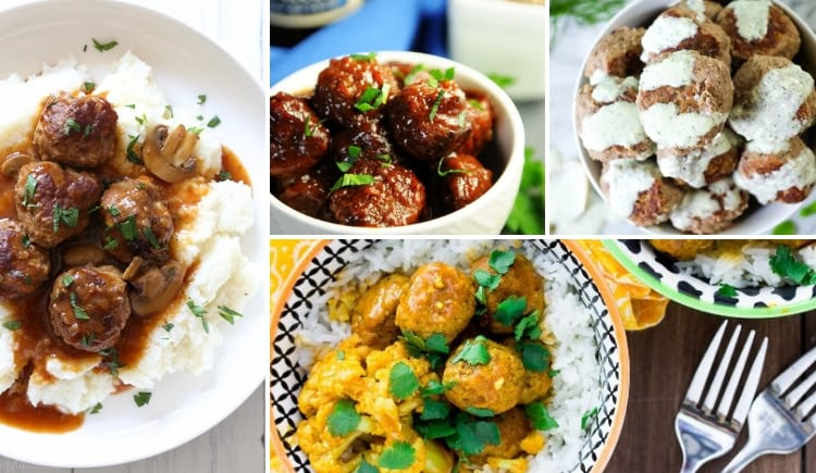 10 Instant Pot Meatball Recipes