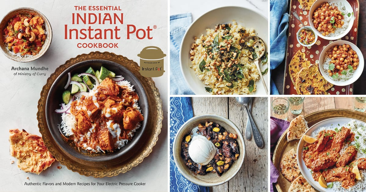 Review: The Essential Indian Instant Pot Cookbook
