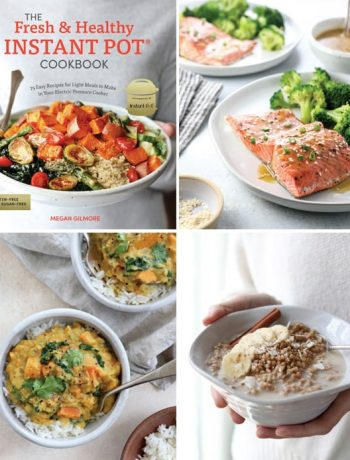 The Fresh & Healthy Instant Pot Cookbook Review