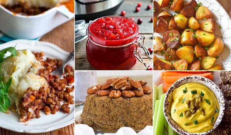 10 Instant Pot Vegan Thanksgiving Recipes