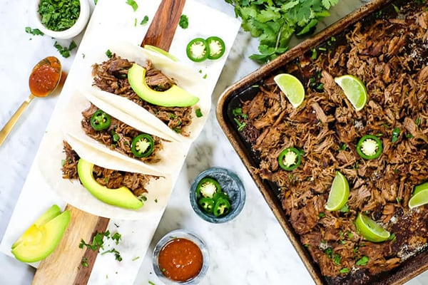 Instant Pot Carnitas (Paleo, Whole30 + Keto)