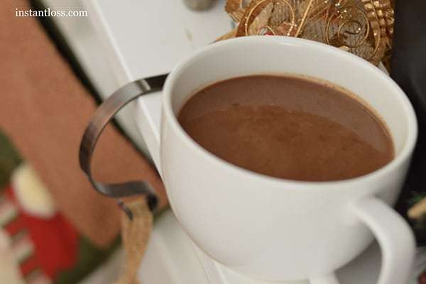 Dairy-Free Instant Pot Hot Chocolate