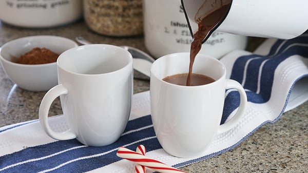Hot Cocoa for the Instant Pot