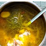 Pressure Cooker Chicken Bone Broth (Instant Pot)