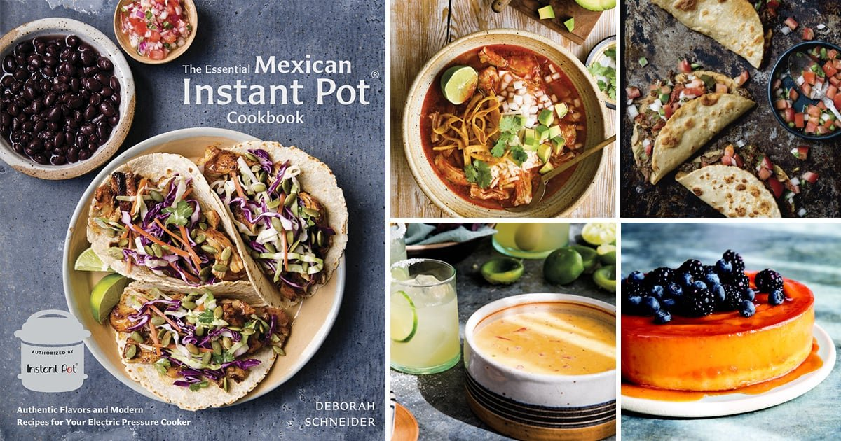 The Essential Mexican Cookbook Review