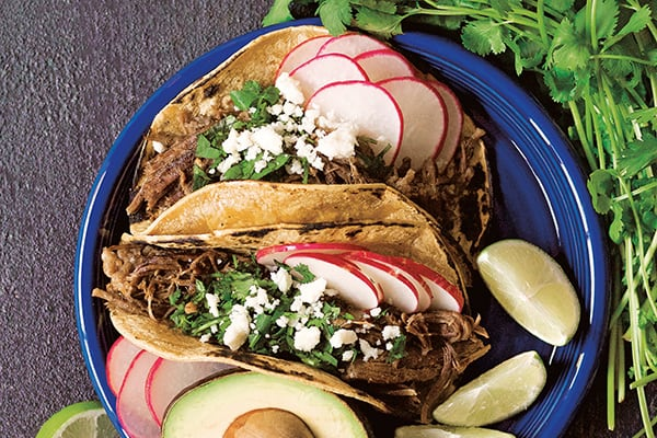 Cookbook Review Amazing Mexican Favorites Shredded Chipotle Beef Tacos