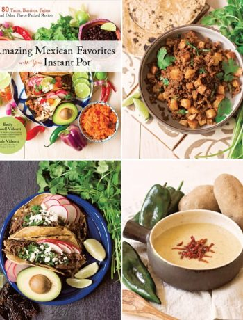 Cookbook Review Amazing Mexican Favorites with Your Instant Pot