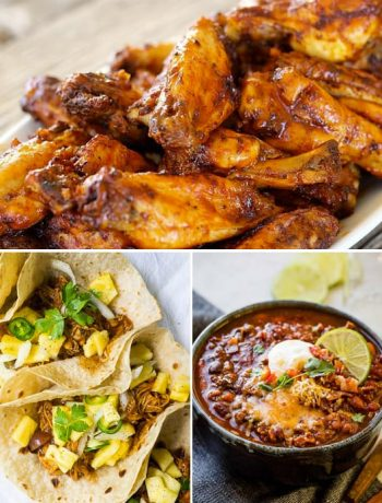 Instant Pot Super Bowl Recipes