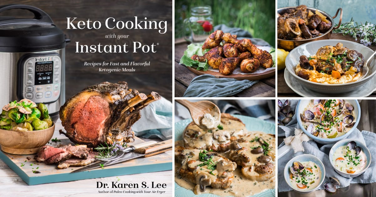 Keto Cooking with Your Instant Pot cookbook review