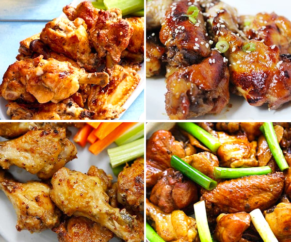 chicken wings instant pot