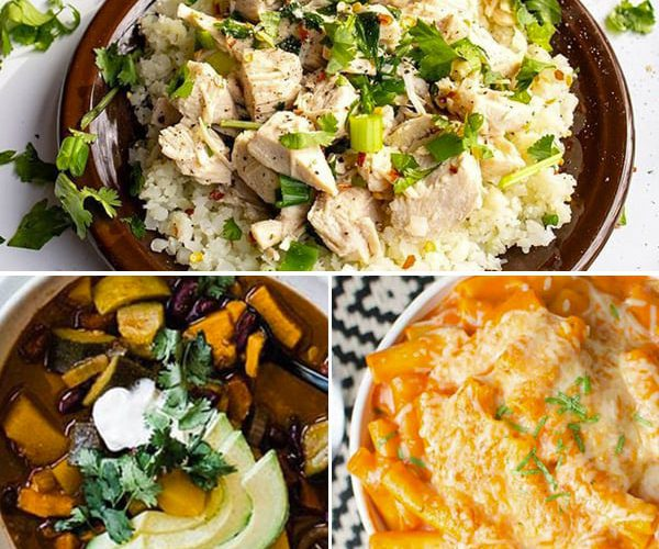 15 Super Easy Instant Pot Dump Recipes