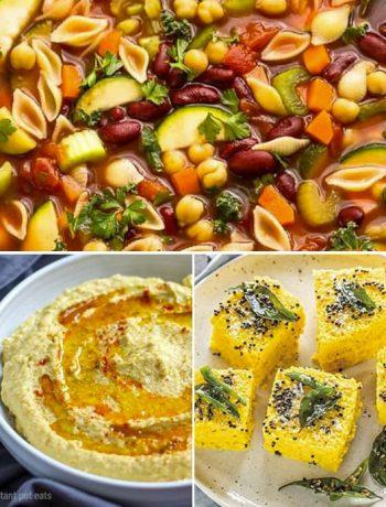 instant pot garbanzo beans recipes