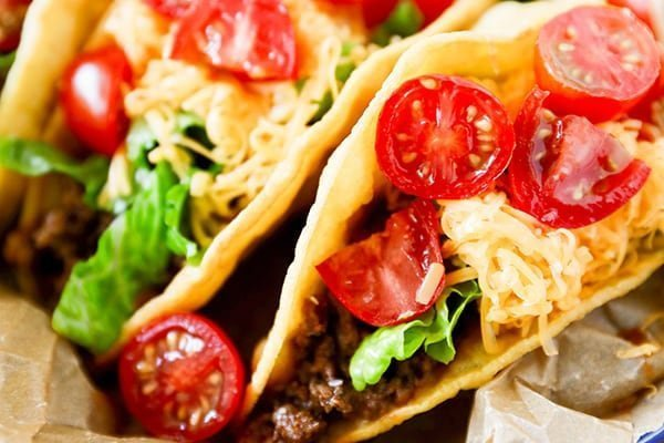 Instant Pot Ground Beef Taco Meat