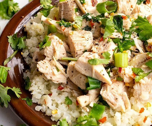 Instant Pot Savory Chicken Recipe