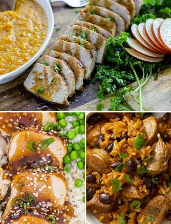 Instant Pot Pork Loin Recipes