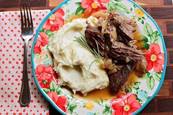 Ree Drummond The Pioneer Woman Pot Roast Instant Pot