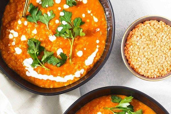 Yotam Ottolenghi Curried Lentil Soup Instant Pot