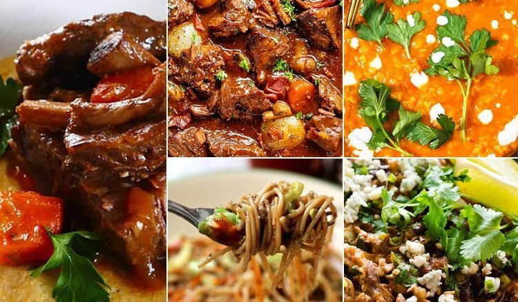 Instant Pot Recipes from Famous Chefs and Cookbook Authors