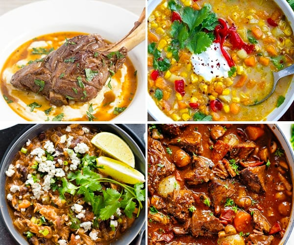 Famous chefs recipes in Instant Pot
