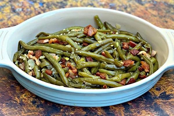 Best Instant Pot BBQ Party Recipes Green Beans