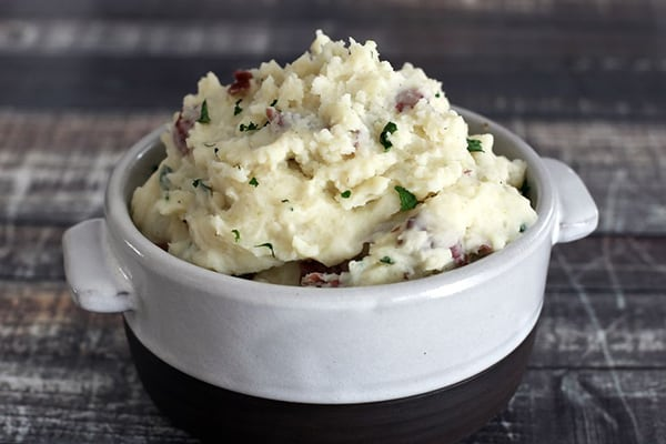 Best Instant Pot BBQ Party Recipes Mashed Potatoes